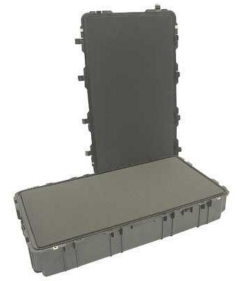 Peli Products, Inc. 1780 černá barva s pěnou - Peli Products, Inc. Odolný kufr 1780 černá barv