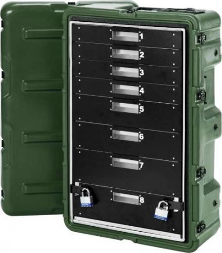 Peli Products, Inc. Medchest 38D182 - Peli Products, Inc. Lékařský odolný kufr Medchest 38D182