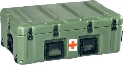Peli Products, Inc. Medchest3182 - Peli Products, Inc. Lékařský odolný kufr Medchest3182