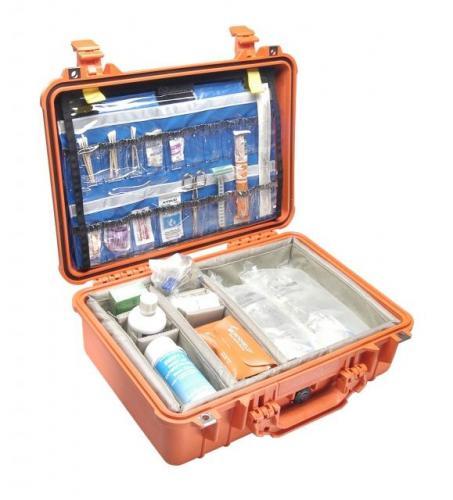Peli Products, Inc. EMS 1500 - Peli Products, Inc. Lékařský odolný kufr EMS 1500