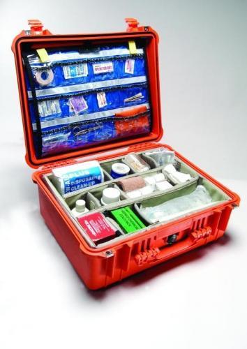 Peli Products, Inc. EMS 1550 - Peli Products, Inc. Lékařský odolný kufr EMS 1550