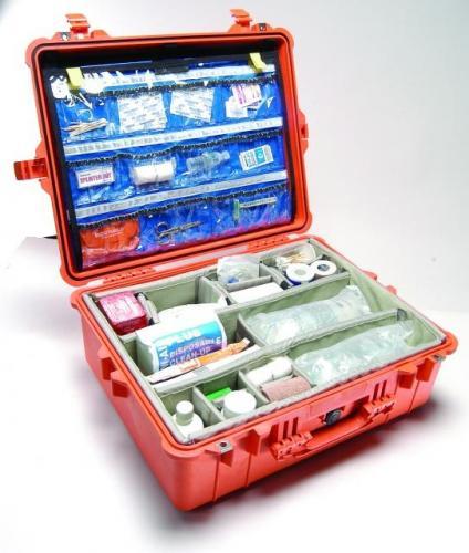 Peli Products, Inc. EMS 1600 - Peli Products, Inc. Lékařský odolný kufr EMS 1600