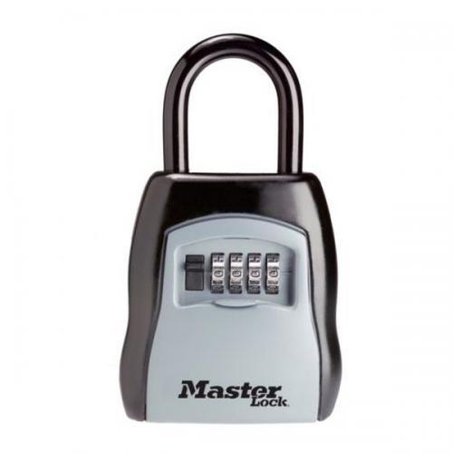 Master Lock 5401EURD - Master Lock Bezpečnostní schránka na klíče 5400EURD