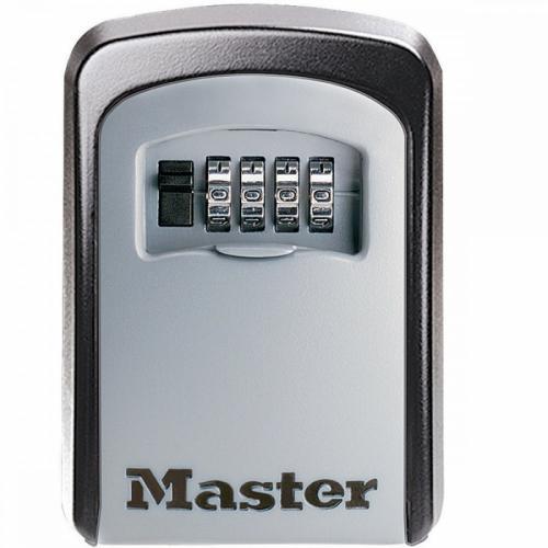 Master Lock 5401EURD - Master Lock Bezpečnostní schránka na klíče 5401EURD