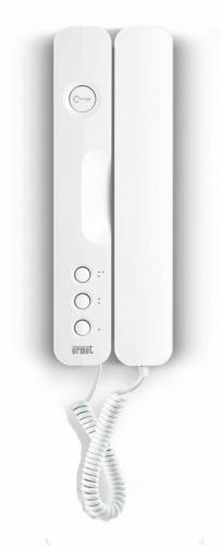 DOLS Domovní telefon URMET 1150 - BÍLÝ - DOLS Domovní telefon URMET 1150 BÍLÝ