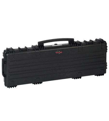 Explorer Cases Odolný vodotěsný kufr 11413 na zbraň, černý s pěnou a číselným zámkem - Ex