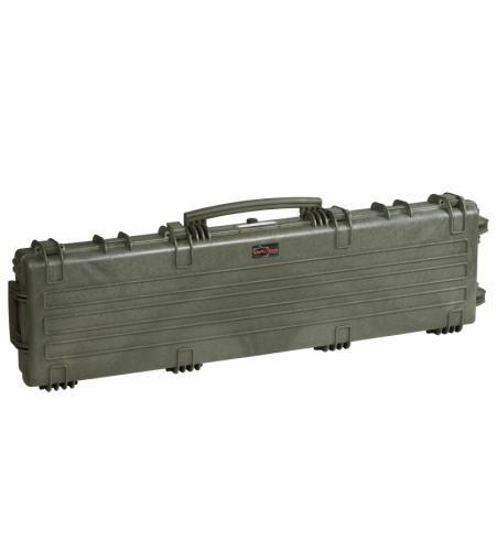 Explorer Cases Odolný vodotěsný kufr 13513 na zbraň - Explorer Cases Odolný vodotěsný kufr na zbraň 13513, zelený s pěnou