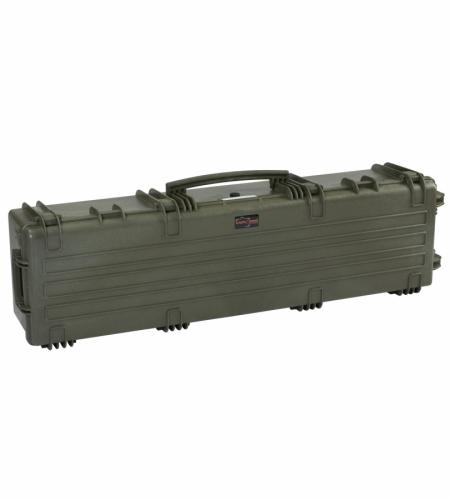 Explorer Cases Odolný vodotěsný kufr 13527 na golfový bag - Explorer Cases Odolný vodotěsný kufr na zbraně 13527, zelený s pěnou