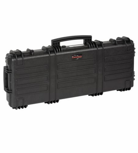 Explorer Cases Odolný vodotěsný kufr 9413 na zbraň - Explorer Cases Odolný vodotěsný kufr na zbraně 9413, černý s pěnou a číselným zámkem