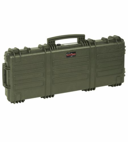 Explorer Cases Odolný vodotěsný kufr 9413 na zbraň - Explorer Cases Odolný vodotěsný kufr na zbraně 9413, zelený s pěnou