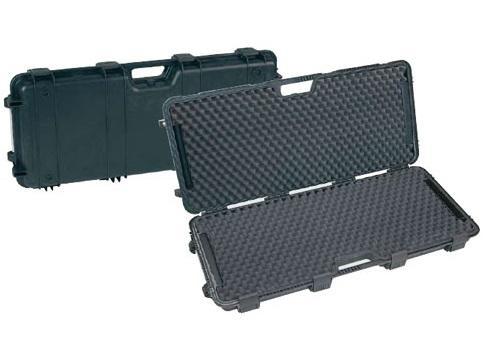 Explorer Cases Odolný vodotěsný kufr Guncase.B na zbraň - Explorer Cases Odolný vodotěsný kufr na zbraně Guncase.B, černý prázdný