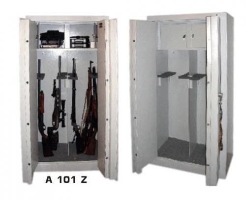 Justra Trezor na dvacet zbraní A 101 Z - Justra Trezor na dvacet zbraní A 101 Z