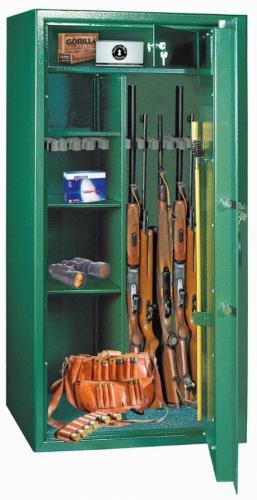 Rottner Montana 10 - Rottner Kombinovaná skříň na zbraně Montana 10
