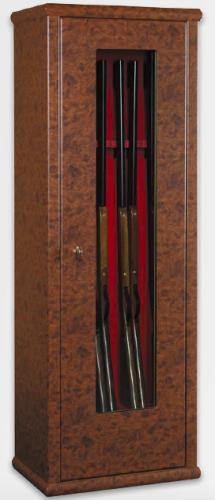 Metalk Luxusní skříň na osm zbraní Gabbiano - Metalk Luxusní skříň na osm zbraní Gabbiano, wood line