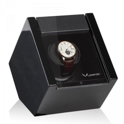 Modalo Natahovač hodinek LUXWINDER CARAT CARBON pro jedny hodinky - Modalo Natahovač hodinek LUXWINDER CARAT CARBON pro jedny hodinky