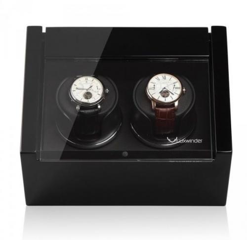 Modalo Natahovač hodinek LUXWINDER CARAT ČERNÁ pro dvoje hodinky - Modalo Natahovač hodinek LUXWINDER CARAT ČERNÁ pro dvoje hodinky