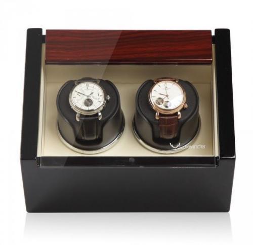 Modalo Natahovač hodinek LUXWINDER CARAT MAKASSAR pro dvoje hodinky - Modalo Natahovač hodinek LUXWINDER CARAT MAKASSAR pro dvoje hodinky