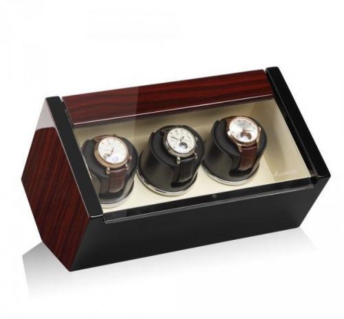 Modalo Natahovač hodinek LUXWINDER CARAT MAKASSAR pro troje hodinky - Modalo Natahovač hodinek LUXWINDER CARAT MAKASSAR pro troje hodinky