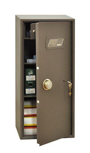 Safetronics Nábytkový sejf ZSL 100 ME - Safetronics Nábytkový sejf ZSL 100 ME
