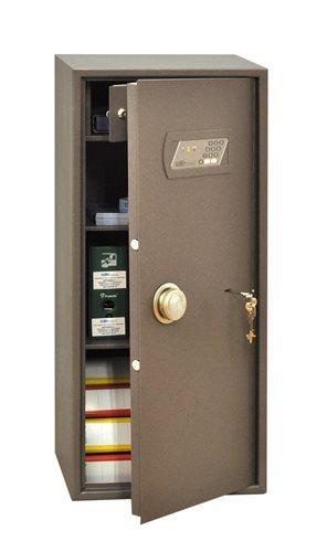 Safetronics Nábytkový sejf ZSL 120 ME - Safetronics Nábytkový sejf ZSL 120 ME