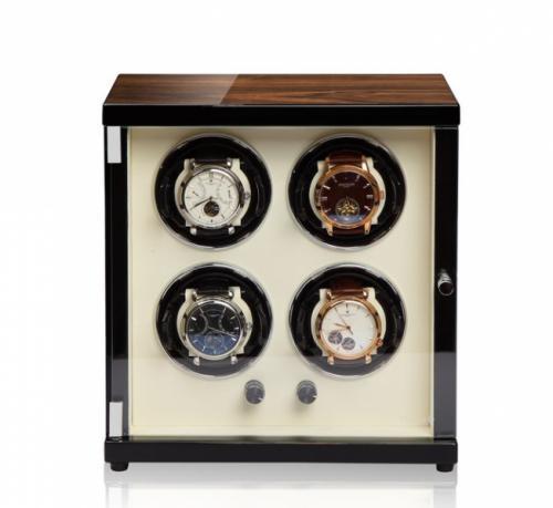 Modalo natahovač hodinek AMBIENTE 3 - Modalo Natahovač hodinek AMBIENTE 3 pro čtvery hodinky, makassar