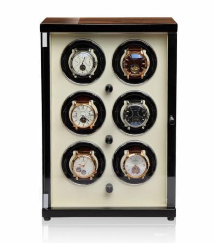 Modalo natahovač hodinek AMBIENTE 3 - Modalo Natahovač hodinek AMBIENTE 3 pro šestery hodinky, makassar