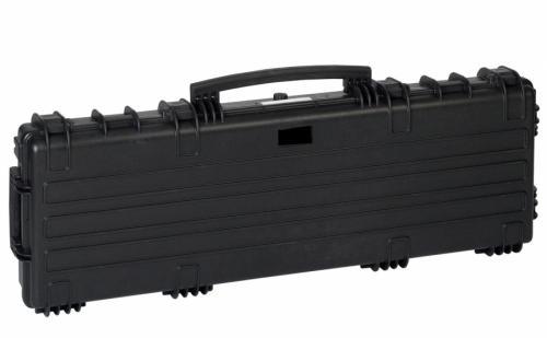 Megaline Odolný vodotěsný kufr TS 1100 R, bez pěny, černý - Megaline Odolný vodotěsný kufr