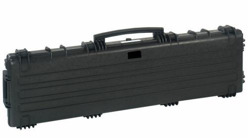 Megaline Odolný vodotěsný kufr TS 1350 R, bez pěny, černý - Megaline Odolný vodotěsný kufr TS 1350 R, bez pěny, černý