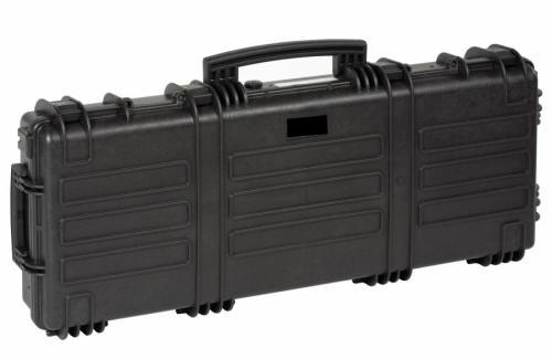 Megaline Odolný vodotěsný kufr TS 939 R, bez pěny, černý - Megaline Odolný vodotěsný kufr TS 939 R, bez pěny, černý