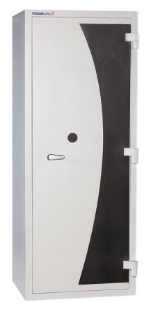 Chubbsafes Ohnivzdorná trezorová skříň DPC 400T EL - Chubbsafes Ohnivzdorná trezorová skříň DPC 400T EL