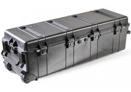 Peli Products, Inc. Odolný vodotěsný kufr Peli Case 1740 na zbraň - Peli Products, Inc. Odolný vodotěsný kufr 1740 na zbraň, černý prázdný