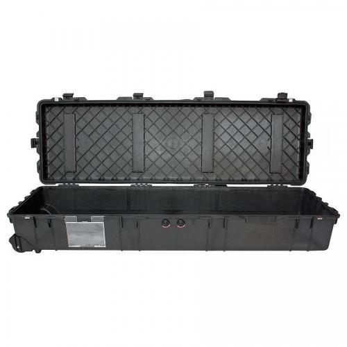 Peli Products, Inc. Odolný vodotěsný kufr Peli Case 1770 na zbraň - Peli Products, Inc. Odolný vodotěsný kufr 1770 na zbraň, černý prázdný