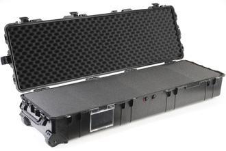 Peli Products, Inc. Odolný vodotěsný kufr Peli Case 1770 na zbraň - Peli Products, Inc. Odolný vodotěsný kufr 1770 na zbraň, černý s pěnou