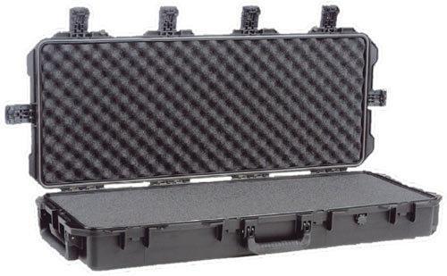 Peli Products, Inc. Odolný vodotěsný kufr Storm Case iM3100 na zbraň - Peli Products, Inc. Odolný vodotěsný kufr Storm Case iM3100 na zbraň, černý s pěnou a taškou