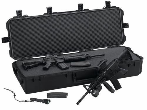 Peli Products, Inc. Odolný vodotěsný kufr Storm Case iM3220 na zbraň - Peli Products, Inc. Odolný vodotěsný kufr Storm Case iM3220 na zbraň, černý s pěnou