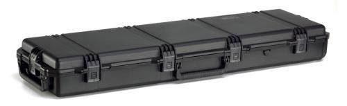 Peli Products, Inc. Odolný vodotěsný kufr Storm Case iM3300 na zbraň - Peli Products, Inc. Odolný vodotěsný kufr Storm Case iM3300 na zbraň, černý s pěnou a taškou