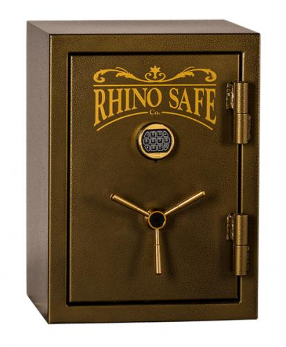 Rhino Safe CD series CD3022 - Rhino Safe Trezor na zbraně CD series CD3022, 75min