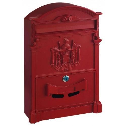 Rottner ASHFORD červená - Rottner Schránka ASHFORD červená pozinkovaná