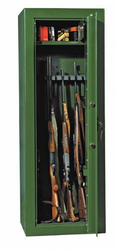 Rottner Safari 8 - Rottner Skříň na osm zbraní Safari 8, S2