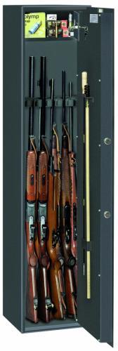 Rottner OPTIMA 5 - Rottner Skříň na pět zbraní OPTIMA 5