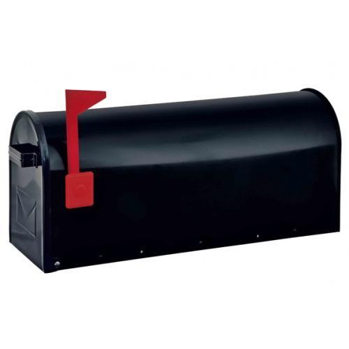 Rottner MAILBOX ALU černá - Rottner US MAILBOX ALU černá
