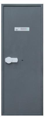 Safetronics Skříňový trezor TSS 160 ME/K5 - Safetronics Kombinovaný skříňový trezor na pět zbraní TSS 160 ME/K5