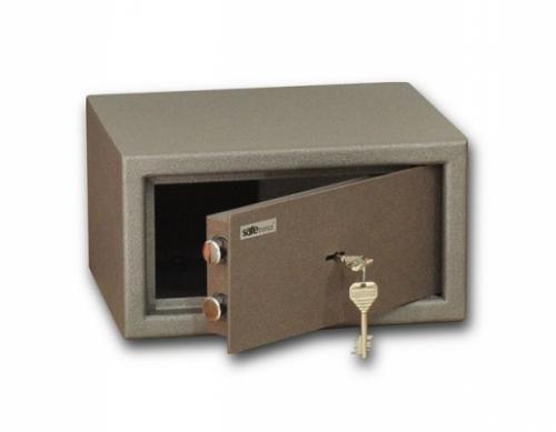 Safetronics Sejf na krátké zbraně ZSL 17 M - Safetronics Nábytkový sejf ZSL 17 M