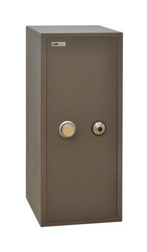 Safetronics Nábytkový trezor NTR/13-100 LG - Safetronics Nábytkový trezor NTR/13-100 LG