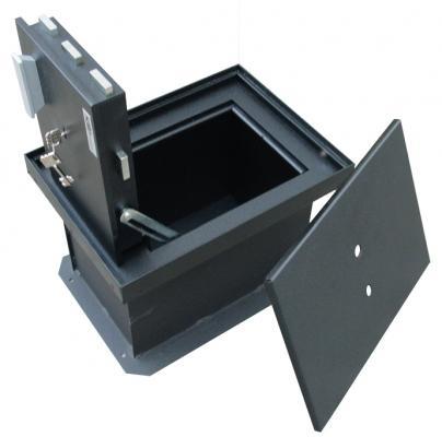 Safetronics Podlahový trezor PT 23 M - Safetronics Podlahový trezor PT 23 M