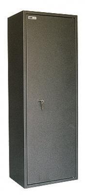 Safetronics Skříň na zbraně - trezor - MAXI 5 M na 8 zbraní - Safetronics Skříň na osm zbraní MAXI 5 M