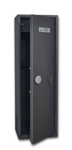 Safetronics Skříň na zbraně - trezor - MAXI 5 ME na 8 zbraní - Safetronics Skříň na osm zbraní MAXI 5 ME
