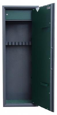 Safetronics Skříň na zbraně - trezor - MAXI 5 PM na 8 zbraní - Safetronics Skříň na osm zbraní MAXI 5 PM