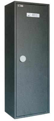 Safetronics Skříň na zbraně - trezor - MAXI 5 PME na 8 zbraní - Safetronics Skříň na osm zbraní MAXI 5 PME