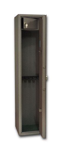 Safetronics Skříň na dlouhé zbraně ZSL 5 ME - Safetronics Skříň na pět zbraní ZSL 5 ME